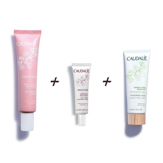 Caudalie Vinosource Hydration Favourites Set