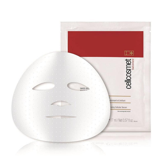 Cellcosmet Swiss Biotech CellBrightening Mask