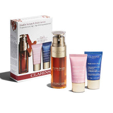 Clarins Double Serum & Multi-Active Age-Defying Program