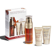 Clarins Double Serum & Nutri-Lumière Age-Defying Program