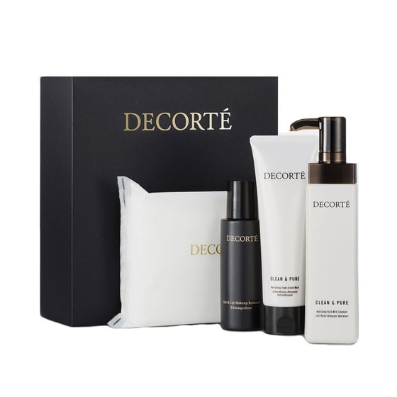 Decorté Clean & Pure Set