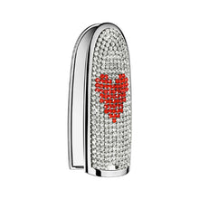 Guerlain Rouge G Limited Edition Sparkling Heart Case