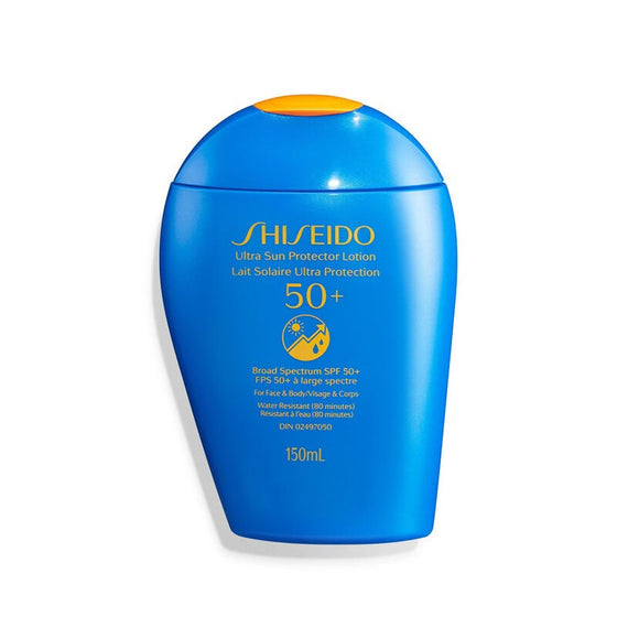 Shiseido Ultra Sun Protector Lotion SPF 50+ Sunscreen