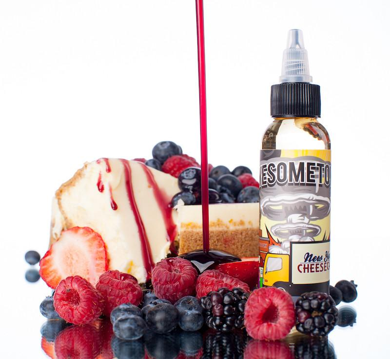 The Sauce LA Product Spotlight: New York Cheesecake | Best Cheesecake Vape Juice | Awesometown