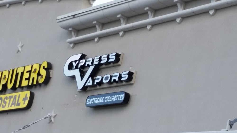 Best Vape Shop - Cypress, TX