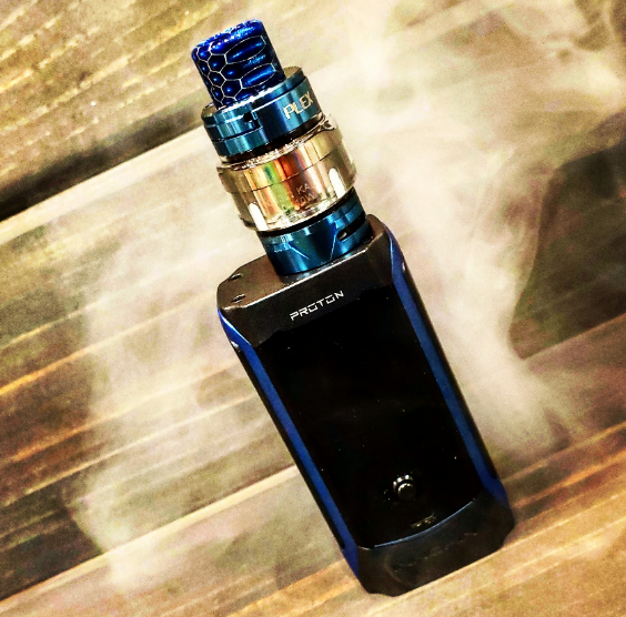 July's Top Four Sub-Ohm Mods with Which to Vape The Sauce LA Freebase E-Liquids