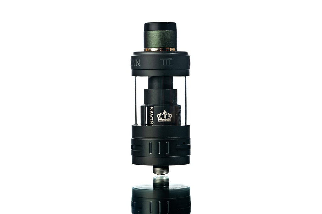 The Uwell CROWN 3 Sub-Ohm Tank - Matte Black