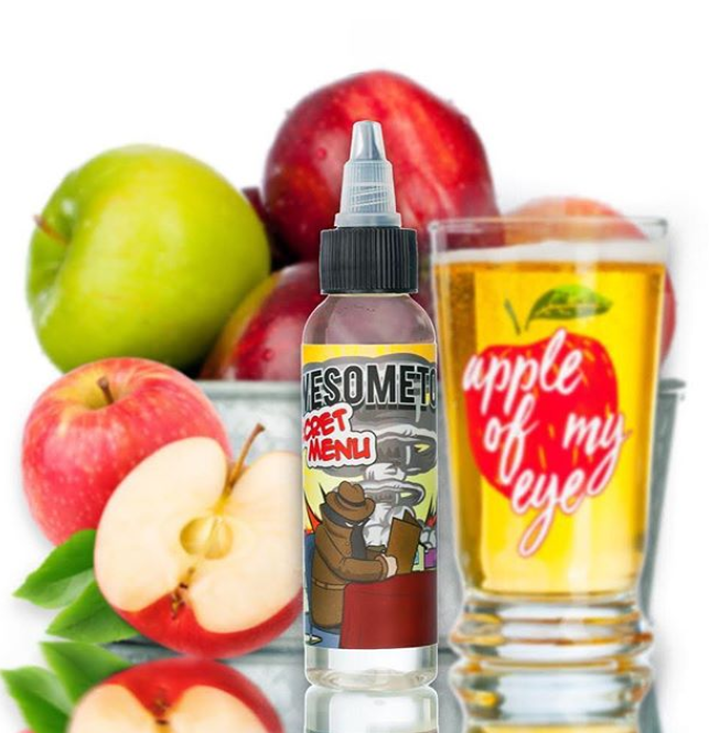 Top 3 Apple Vape Flavors at The Sauce LA