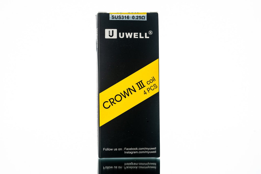 3 Ways To Keep Your Uwell CROWN 3 Replacement Coils Lasting Longer