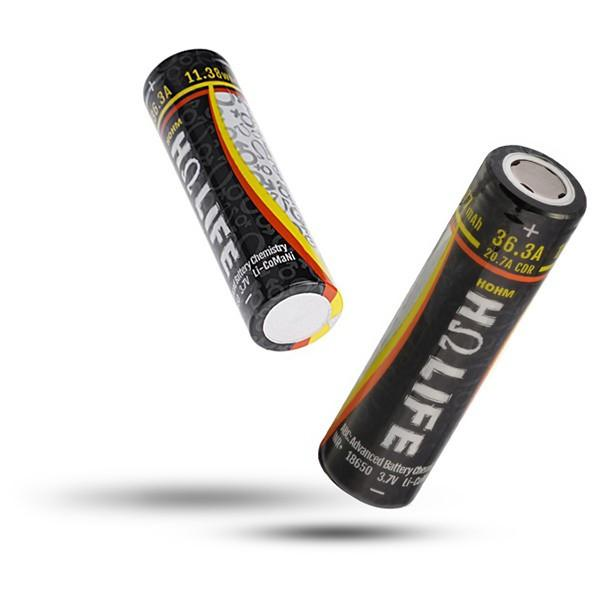 Battery Capability for Sub-Ohm Vape Preferences