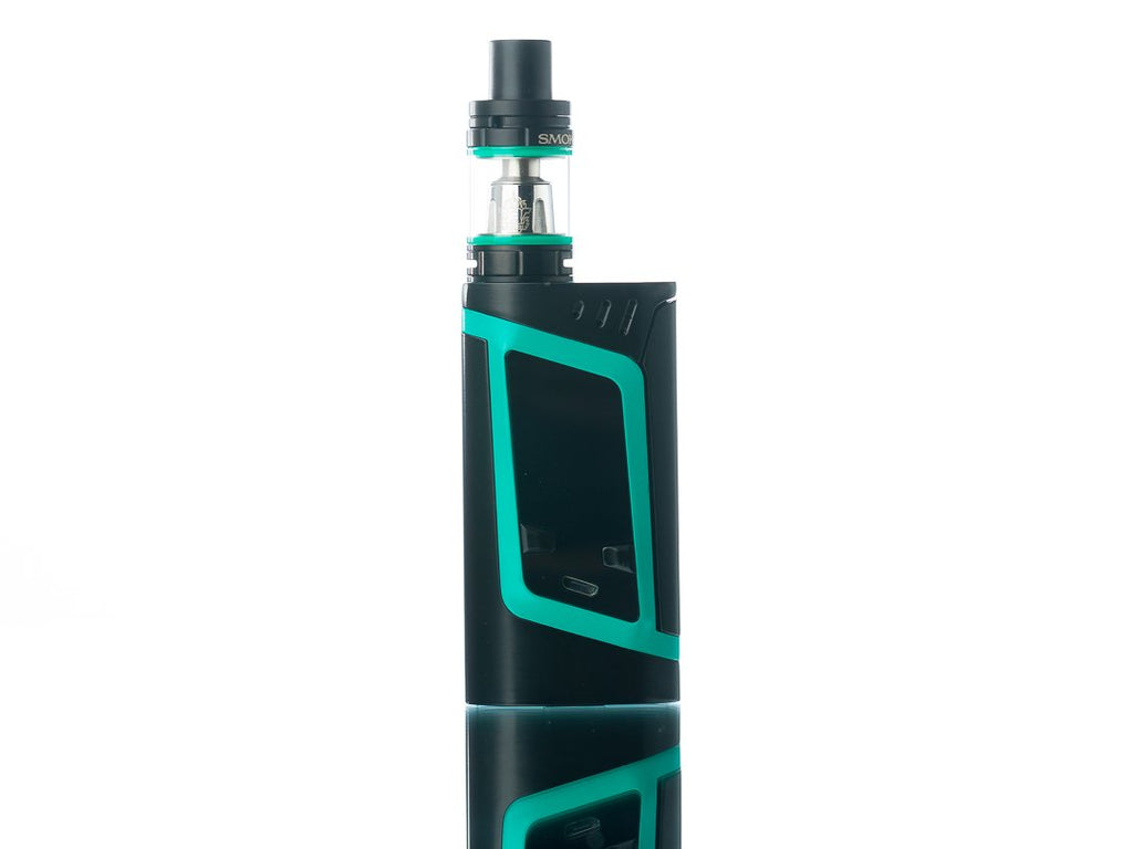 SMOK Alien 220w Starter Kit - Black/Lake Blue
