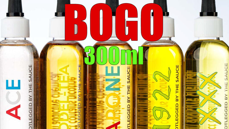 The Sauce BOGO e-Juice | The Sauce LA