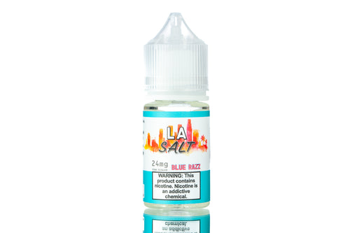 Blue Razz | LA Salt - Best Salt Nic eJuice