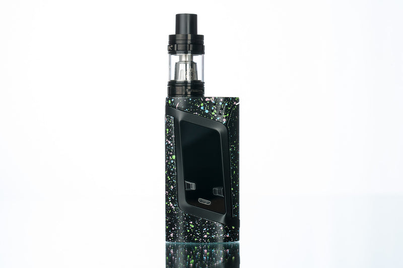 SMOK Alien 220w Starter Kit - Black With Multi-Color Spray