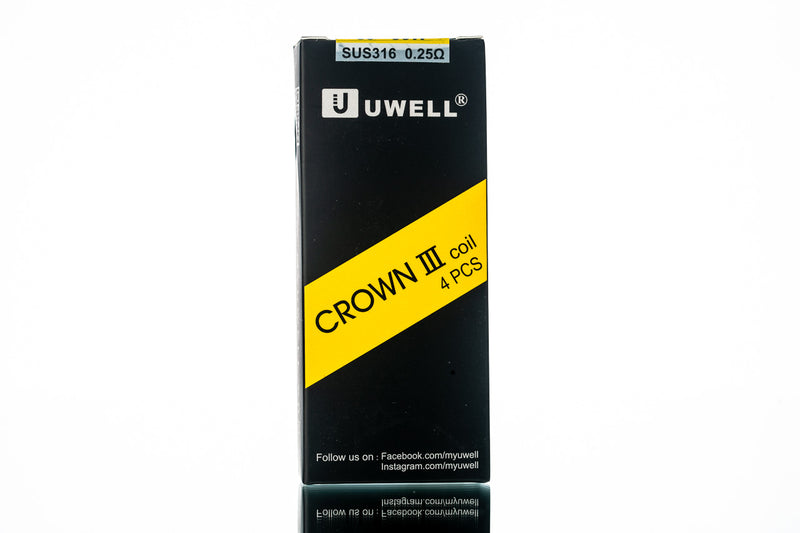 Vape Coils | Uwell CROWN 3 Replacement Coils