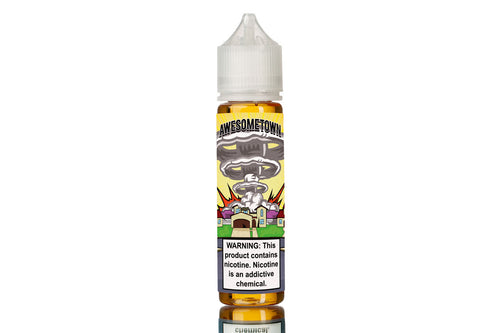 Castaway Coconut | Best Coconut Vape Juice | Awesometown
