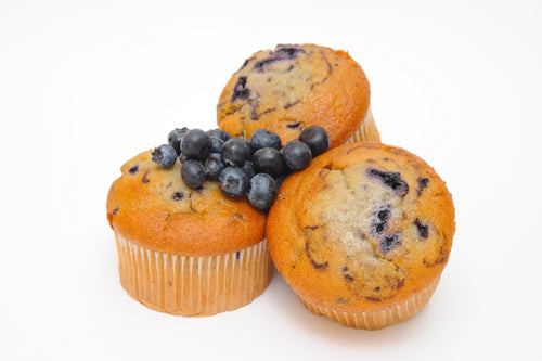 Flavor Boost | Buttery Blueberry Muffin