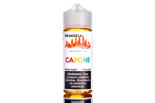 Capone - Best Fruit Cereal eJuice 2020 | The Sauce LA
