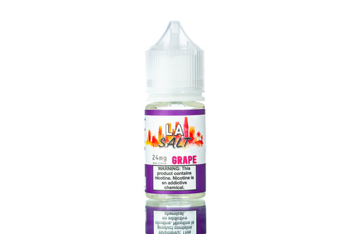 Grape | LA Salt - Best Salt Nic eJuice