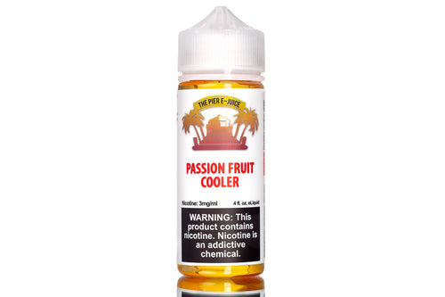 Passion Fruit Cooler - Best Passion Fruit eJuice 2019 | The Pier