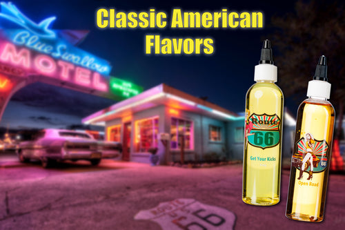 Route 66 BOGO e-Juice | The Sauce LA