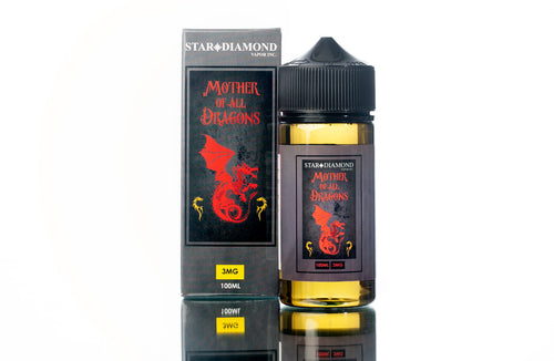 Mother of All Dragons | Star Diamond Vapor