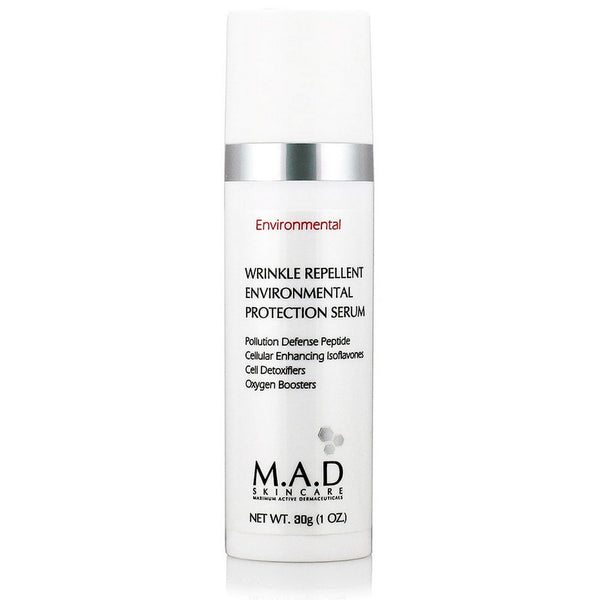 M.A.D SKINCARE Wrinkle Repellent Environmental Protection Serum 1 oz