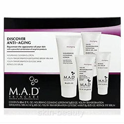 M.A.D SKINCARE Discover Anti-Aging Set