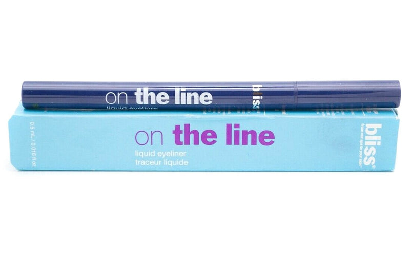bliss On The Line Liquid Eyeliner, Hey Sailor, 0.016 fl. oz.