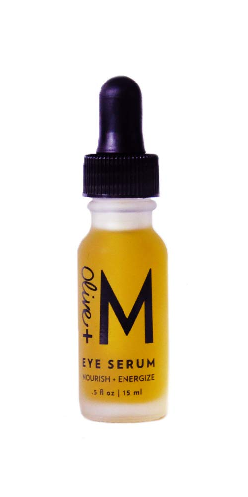 Olive + M All Natural Nourish + Energize Eye Serum (0.5 fl oz)