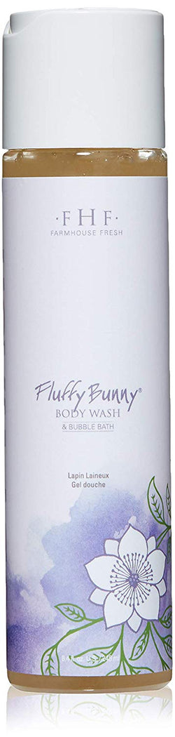 Farmhouse Fresh Fluffy Bunny Body Wash (8 oz/8.4 oz)