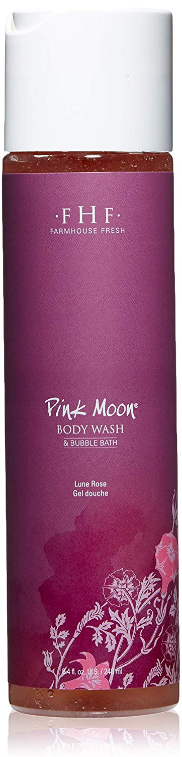 Farmhouse Fresh Pink Moon Body Wash (8 oz/8.4 oz)