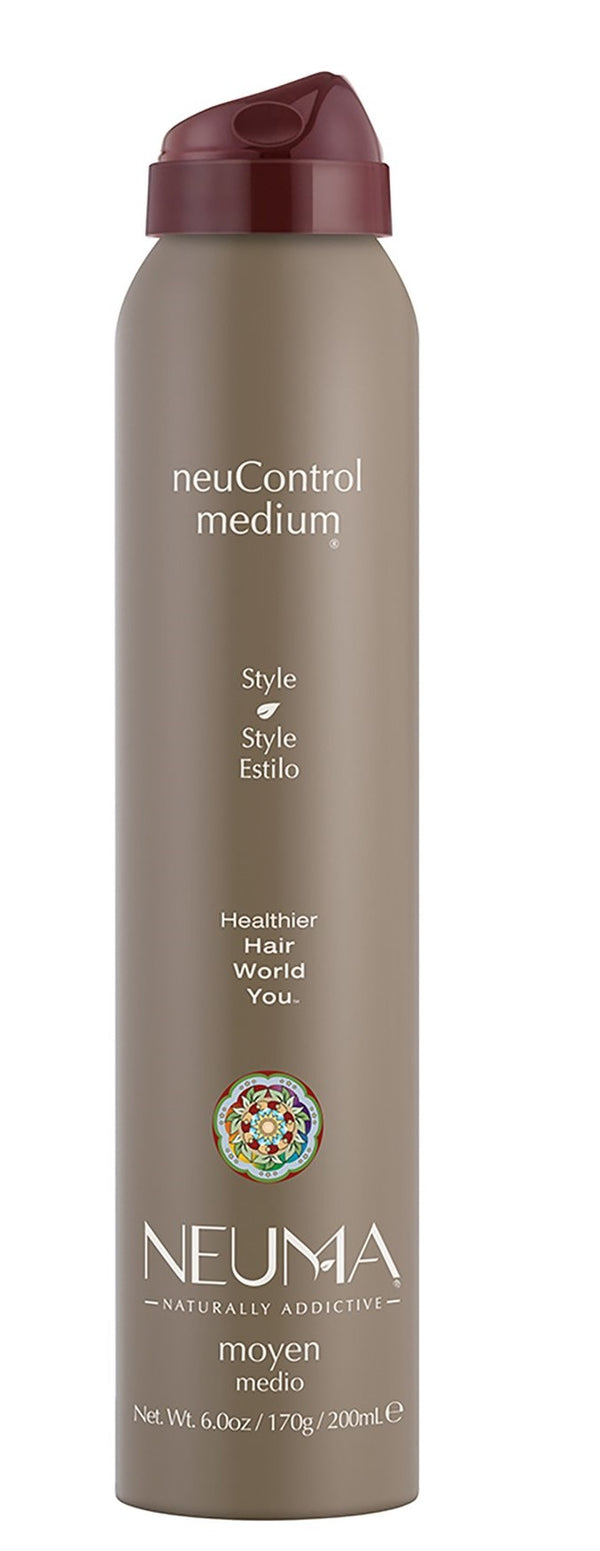 Neuma NeuControl Medium Hairspray (200ml / 6.0oz)