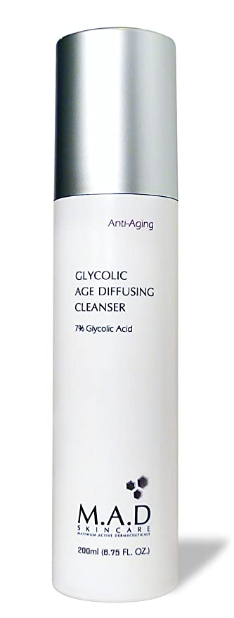 M.A.D SKINCARE Glycolic Age Diffusing Cleanser 200ml