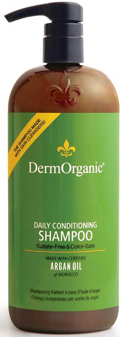 DermOrganic Daily Conditioning Shampoo 70% Organic (33.8 oz)