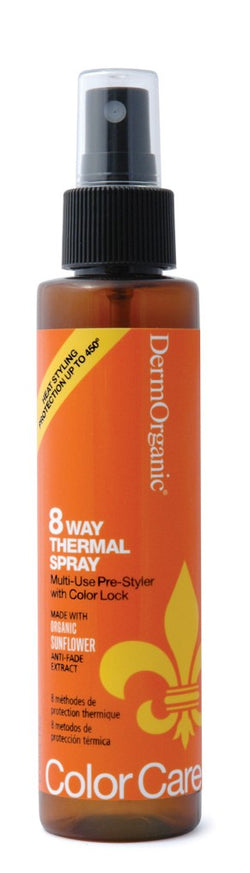 DermOrganic 8 Way Thermal Spray (5 oz)