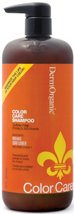 DermOrganic Color Care Shampoo (33.8 oz)