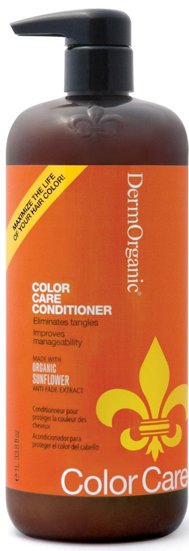 DermOrganic Color Care Conditioner (33.8 oz)