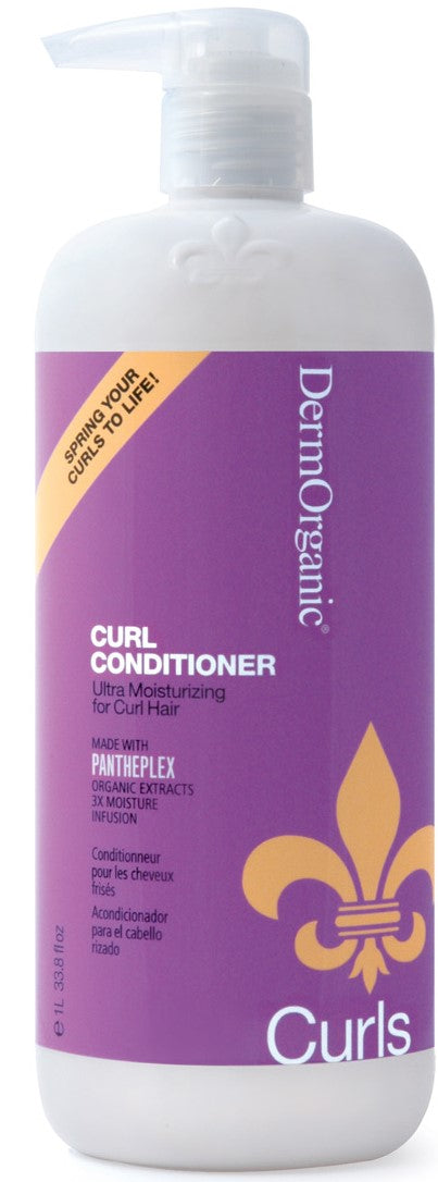 DermOrganic Cucumber Curl Conditioner (33.8 oz)