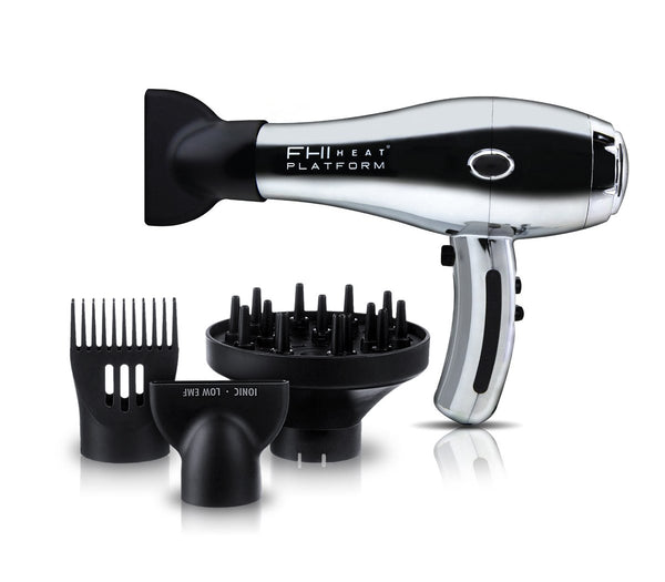 FHI Heat Platform Pro 2000 Chrome Hair Dryer