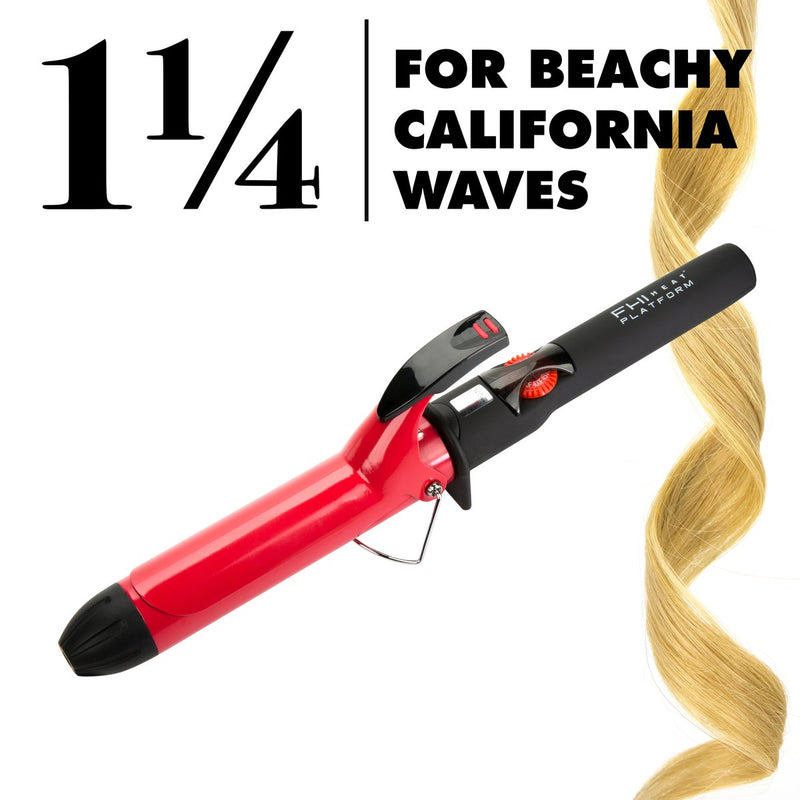 "FHI Heat Platform Bounce Professional Curling Iron - (1.25"")"