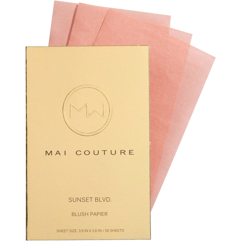 Mai Couture Blush Paper