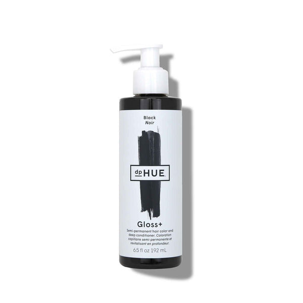 dpHUE GLOSS+ Black  (6.5 fl. oz/ 192 ml)