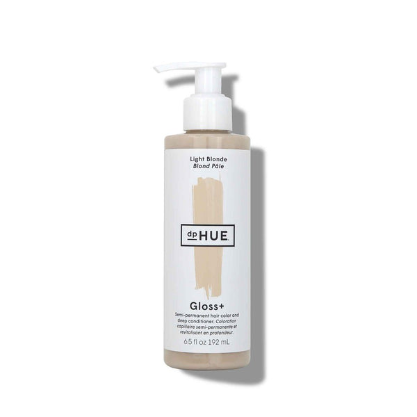 dpHUE GLOSS+ Light Blonde (6.5 fl. oz/ 192 ml)