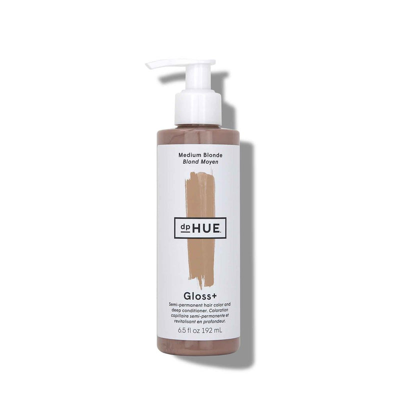 dpHUE GLOSS+ Medium Blonde (6.5 fl. oz/ 192 ml)