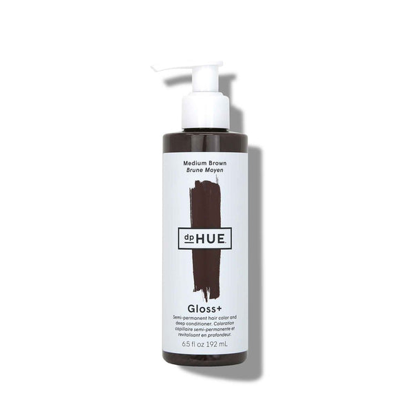 dpHUE GLOSS+ Medium Brown (6.5 fl. oz/ 192 ml)