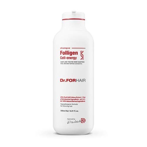 Dr for Hair Folligen Cell-Energy Shampoo 500ml