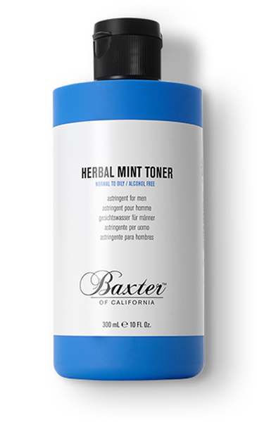 Baxter of California Herbal Mint Toner (10 Oz)