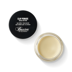 Baxter of California Clay Pomade (2 Oz)