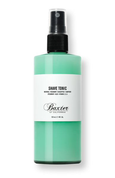 Baxter of California Shave Tonic (4 Oz)